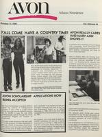 Avon Atlanta newsletter [October 1980]