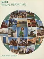 Avon annual report, 1973