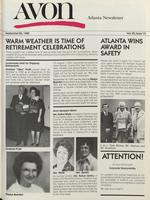 Avon Atlanta newsletter [September 1980]