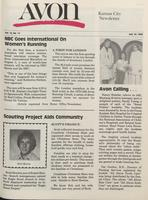 Avon Kansas City newsletter[July 1980]