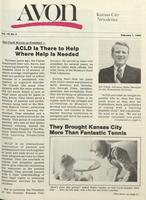 Avon Kansas City newsletter [February 1980]