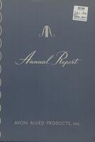 Avon annual report, 1946