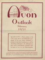 Outlook [February 1931]
