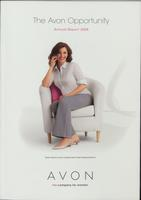Avon annual report, 2008