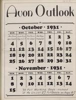 Outlook [October 1931]
