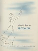 Reach for a star : extra rewards for Avon representatives [1957]