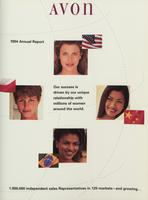 Avon annual report, 1994