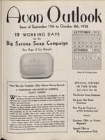 Outlook [September 1932]