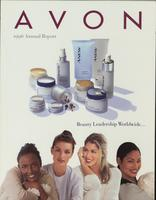 Avon annual report, 1996
