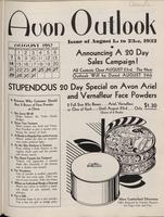 Outlook [August 1932]