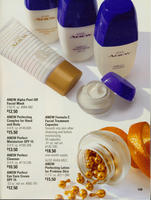 Call Back Brochure Page featuring Anew Formula C Facial Treatment Capsules