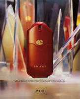 A Fragrance to Fire the Imagination from Avon