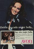 Magazine advertisement used in Spain and Puerto Rico
