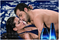 Bluerush Intense Fragrance, Mexico