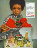 Avon Christmas advertisement