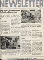 Avon Headquarters Newsletter [August 1975]