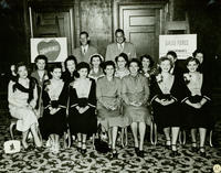 Avon representatives at a training session in Calif.