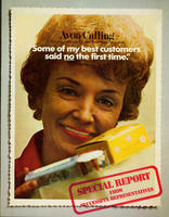 Cover of Avon Calling