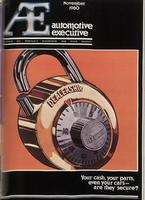 Automotive Executive, Vol. 02, No. 11