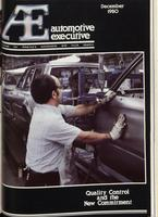 Automotive Executive, Vol. 02, No. 12