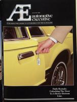 Automotive Executive, Vol. 03, No. 08