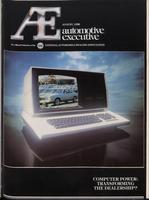 Automotive Executive, Vol. 04, No. 08