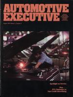 Automotive Executive, Vol. 05, No. 08
