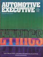 Automotive Executive, Vol. 05, No. 09