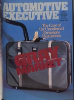 Automotive Executive, Vol. 56, No. 08