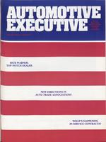 Automotive Executive, Vol. 05, No. 07