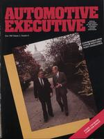 Automotive Executive, Vol. 05, No. 06