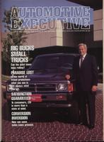 Automotive Executive, Vol. 59, No. 10