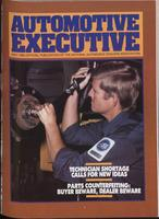 Automotive Executive, Vol. 58, No. 07
