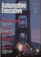 Automotive Executive, Vol. 60, No. 02