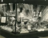 DuPont Cellophane and American Confectionery Industry window display
