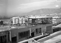 DuPont Company South San Francisco plant during construction