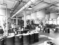 Duco filling area at DuPont Company South San Francisco Plant