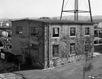 Change House-East Side at DuPont Company South San Francisco Plant