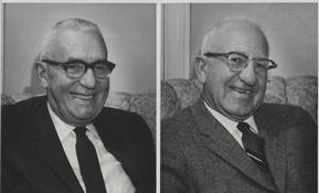 John M. Johnson and Franklin Hanway, 1969 August 26 [audio]