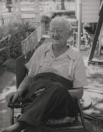 Interview with Samuel Hackendorn, 1958 July 24 [audio]