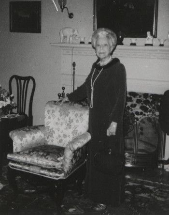Interview with Catherine C. Irving (Mrs. A. Duer Irving), 1974 February 21 [audio](part 1)