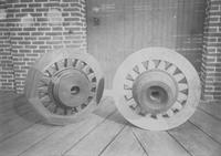 Warner wheels designed for large loads