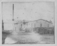 Lumber yard beside Hoopes, Bro. & Darlington sawmill (Jackson, Miss.)