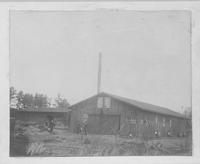 Side view of Hoopes, Bro. & Darlington sawmill (Jackson, Miss.)