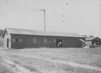 Front view of Hoopes, Bro. & Darlington sawmill (Jackson, Miss.)
