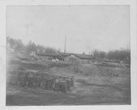 Lumber yards outside of Hoopes, Bro. & Darlington sawmill (Jackson, Miss.)