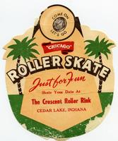Skate your date at The Crescent Roller Rink
