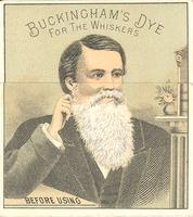 Buckingham's Dye for the Whiskers