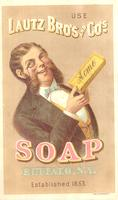 Lautz Bro's and Co. Soap