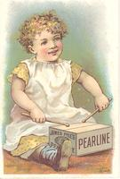 Pearline soap